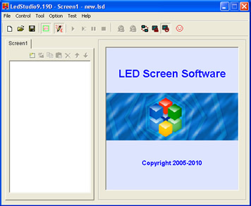 LED SCREEN SOFTWARE
