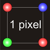THE PIXEL OF LED GIANT SCREEN